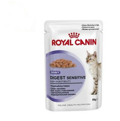Sobre 85g ROYAL CANIN DIGEST SENSITIVE gatos adultos con sensibilidad digestiva