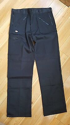 Two pairs mens dickies action work trousers 34t