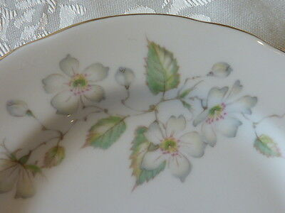 Duchess Bone China England Side Plate Blossom Pattern - Replacement