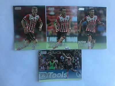 2016 Topps Stadium Club Premier League(EPL) Soccer Cards Base Set-Southampton(4)