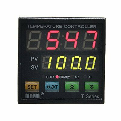 TA4-SNR+K Temperature Controllers Thermocouple PID Dual Digital Display Type-K