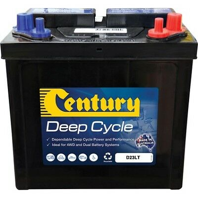 Century Battery Deep Cycle GT D23LT