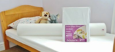 """The Little Bed Joey Pack - 100% British """"NURSERY GRADE"""" foam bed guard bumpers"""