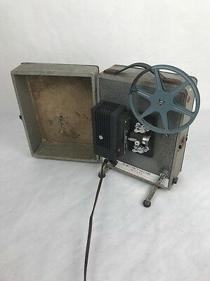 Keystone Sixty 8mm Projector Working Condition Vintage