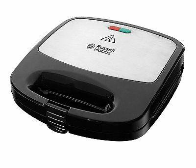 Russell Hobbs 24540 Sandwich / Panini and Waffle 3-in-1 Maker, 760W