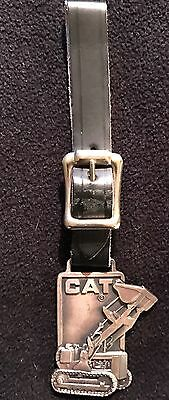 Caterpillar Tractor Vintage Fob