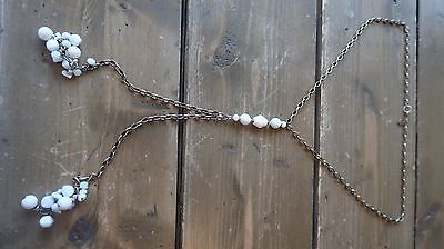 Super Rare UNUSUAL Necklace by Ann Taylor Loft 24 inches