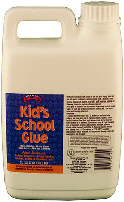 Helmar Kid's PVA School Glue 2L  Make Slime