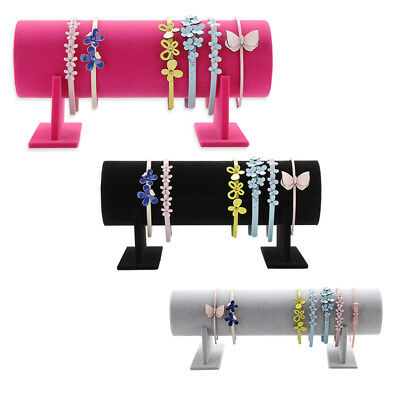 Headband Hair Band Holder Boutique Store Display Stand Rack 3 Colors 36cm 50cm