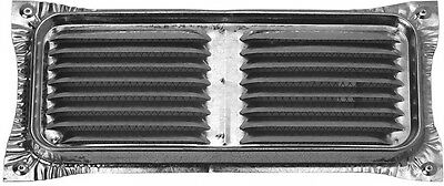 CMI 8-in x 17-in Steel Foundation Vent