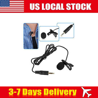 BOYA BY-M1 Lavalier Microphone Headset For DSLR Camcorder Nikon and Mobilephone