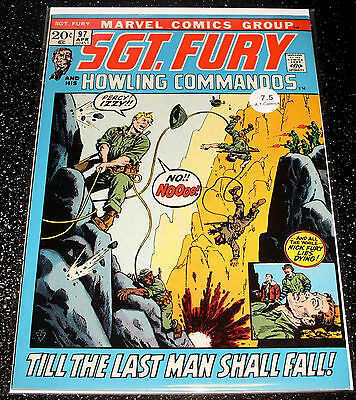 Sgt.Fury and His Howling Commandos 97 (7.5) Marvel Comics