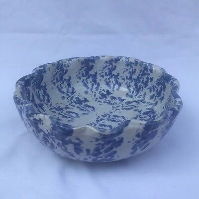 Bybee pottery serving bowl