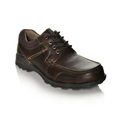 Dockers Men's Pimlico Genuine Leather Lace-up Rubber Sole Oxford Shoe Whiskey