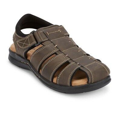 Dockers Mens Marin Casual Comfort Outdoor Sport Fisherman Sandal Shoe