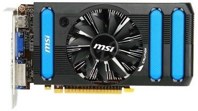 Gigabyte GeForce GTX 650 Overclocked NVIDIA Graphics Card 1GB
