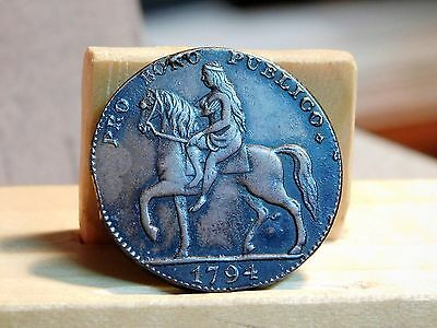 Lady Godiva Coventry condor token