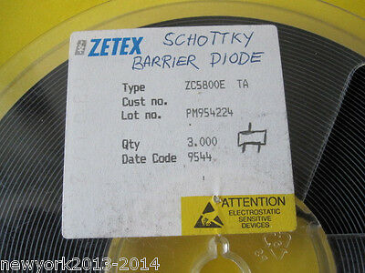 schottky barrier diodes (lot 300 items) ZC5800E