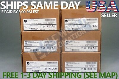 2018 *new Factory Sealed* Allen Bradley 1769-Pa4 Ser A Power Supply 120/240 Vac