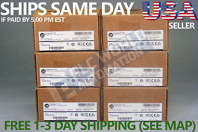 2018 *new Factory Sealed* Allen Bradley 1769-Pa4 /a Power Supply Latest Mfg Date