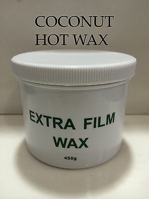 Depilatory Wax Coconut Hot Wax Block White Coconut Wax Pot Heater Waxstrips