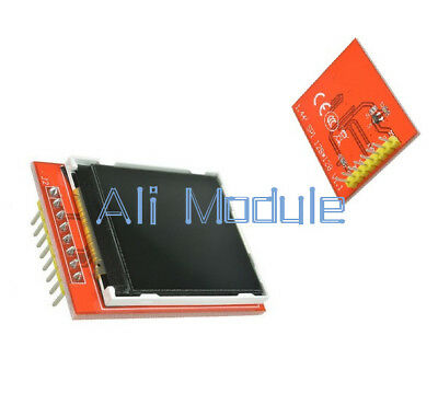 "2pcs Replace Nokia 5110 LCD 1.44"" Red Serial 128X128 SPI Color TFT LCD Module"