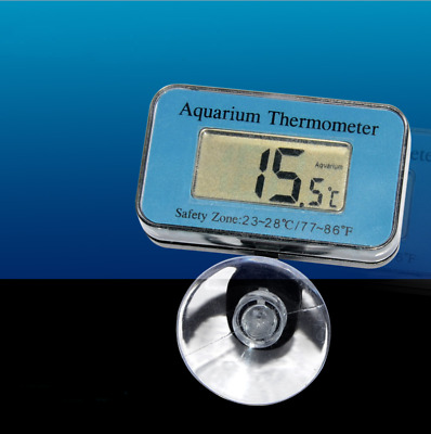 Mini Digital Waterproof Fish Tank Aquarium LCD Thermometer Temperature detection
