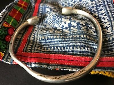 Old Arab North African Ankle Bracelet …beautiful collection piece