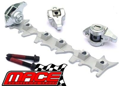 Mace High Ratio Roller Rocker Kit Holden Monaro V2.i L67 Supercharged 3.8L V6