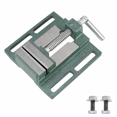"""3/4/5/6"""" Flat Drill Press Vise Woodworking Drilling Machine Drilling Clamp Tool"""