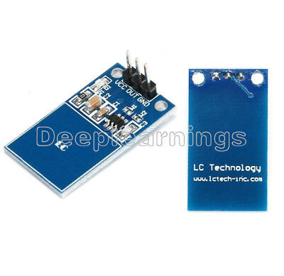 1PCS TTP223 Capacitive Touch switch Digital Touch Sensor Module For Arduino