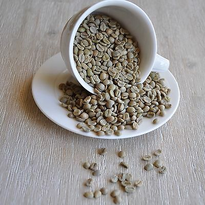 Green Coffee Beans, 1kg Colombia Arabica Popayan, For Home Roast