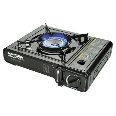 NEW Portable Gas Camping Cooker Stove Bbq BARGAIN