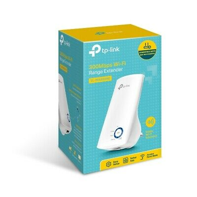 TP-Link TL-WA850RE 2.4Ghz Wireless Range Extender Wall Plug WiFi Booster 300Mbps