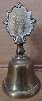 Vintage Brass Bell With Clapper