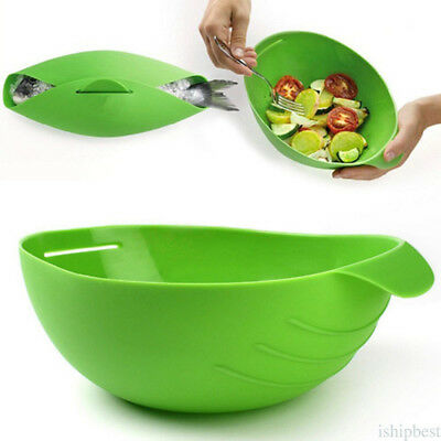 Folding Fish Steamer Vegetable Collapsible Cooking Silicone Plate Steaming Tools