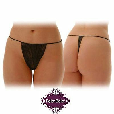 Fake Bake Jetable String (50 par paquet)