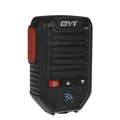 QYT BT-89 Wireless Bluetooth Microphone Mic For KT-7900D 8900D Car Mobile Radio