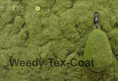 Weedy Tex-Coat textured lead coating powder Carp Camouflage top coat - HLS [TXW]