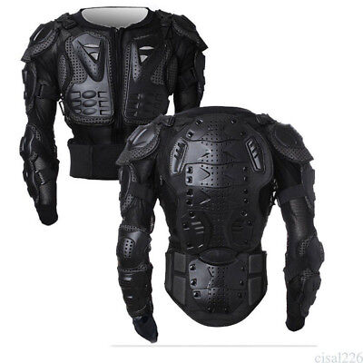 Body Armour Motorcycle Dirt bike Motocross spine Protector Guard Bionic Jacket