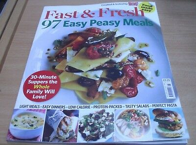 Food Made Easy magazine presents #6 97 Easy Peasy Meals. Light meals low calorie