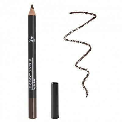 CRAYON YEUX BIO Beauté CRAYON AVRIL bio waterproof made in france 13 couleurs