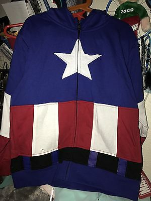 Boys/Girls Captain America Hoodie Sweater Brand new with tags