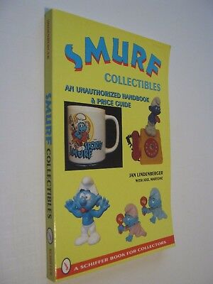 Smurf Collectibles : An Unauthorized Handbook 1996 Price Guide Book