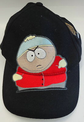 South Park Eric Cartman I'm Not Fat I'm Big Boned Black Snap-back Cap