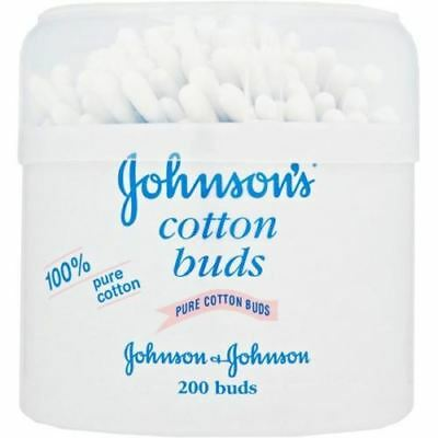 Johnson's Cotton Buds 200 Buds