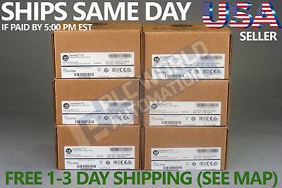 2017 *new Factory Sealed* Allen Bradley 1769-Pb4 Ser A Power Supply 24 Vdc, 4A