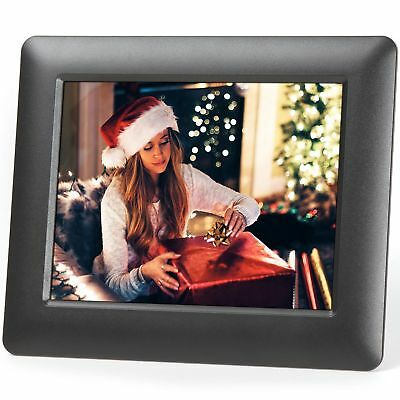 Micca M703 7-Inch 800x600 High Resolution Digital Photo Frame With Auto On/Off T