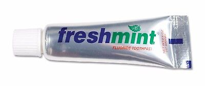 Freshmint Toothpaste, 144 tubes or 1000 single-use packets