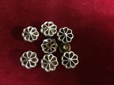 Conchos 8 Sterling WEB, post & screw